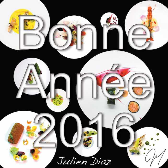 Bonne année gourmande !