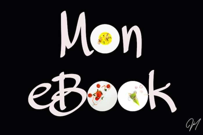 L'eBook de mes recettes