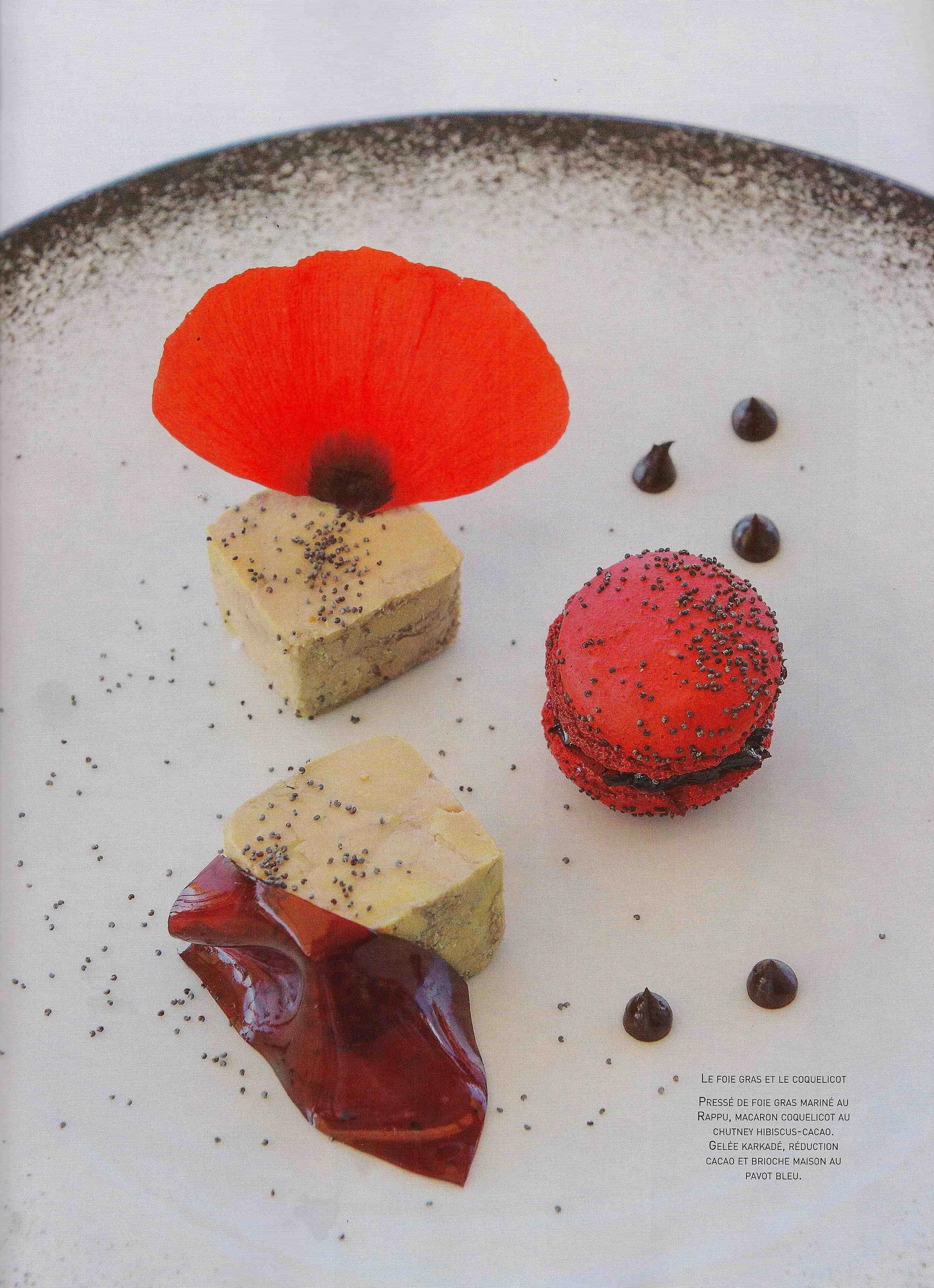 Le Foie Gras - Coqueliquot