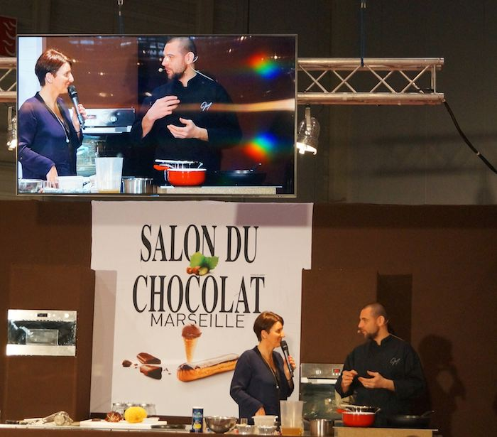 Salon du chocolat de marseille for Salon de the marseille