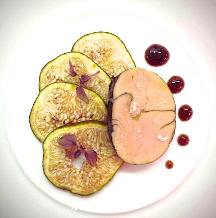 recette farce foie gras