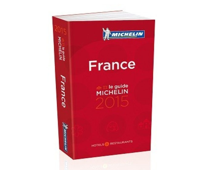 Le Palmares 2015 du Guide Michelin