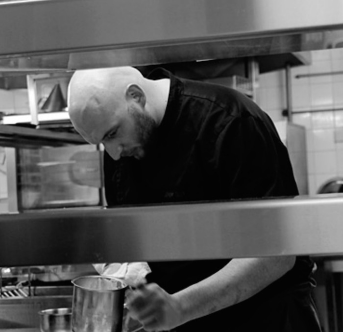 Jeremy Gillon, Restaurant l'Epicurien