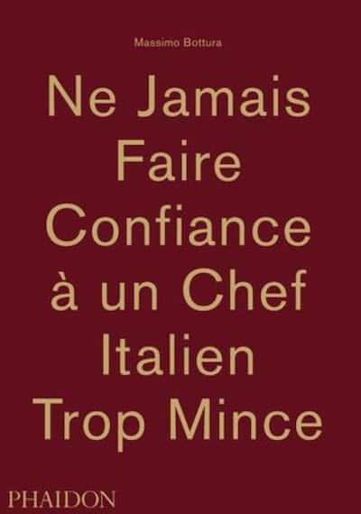 Ne jamais faire confiance à un Chef Italien trop maigre - Cadeau de Noël