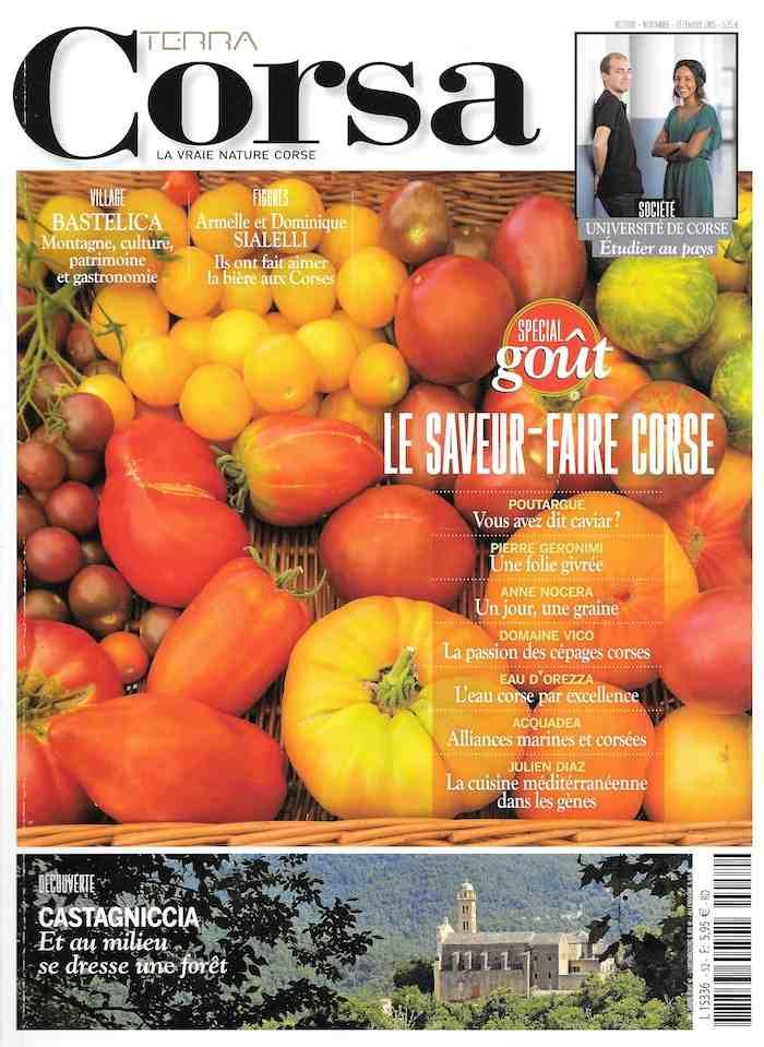 Terra Corsa Magazine – 2015