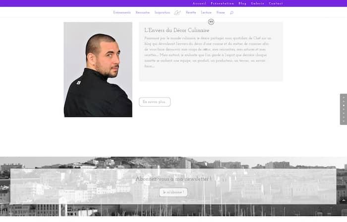 Le nouveau blog - présentation