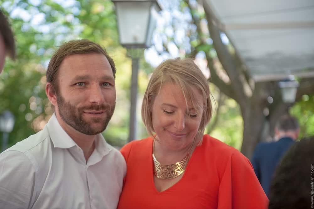 Guillaume et Charlotte Bonneaud