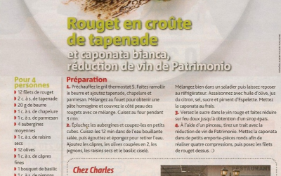 TV Magazine – Alain Ducasse – 2013
